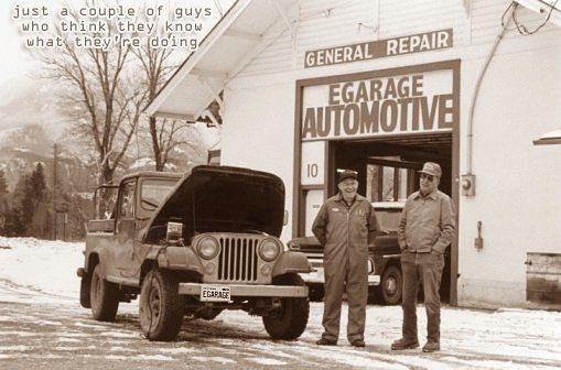 eGarage_Propaganda_1 by EGARAGE