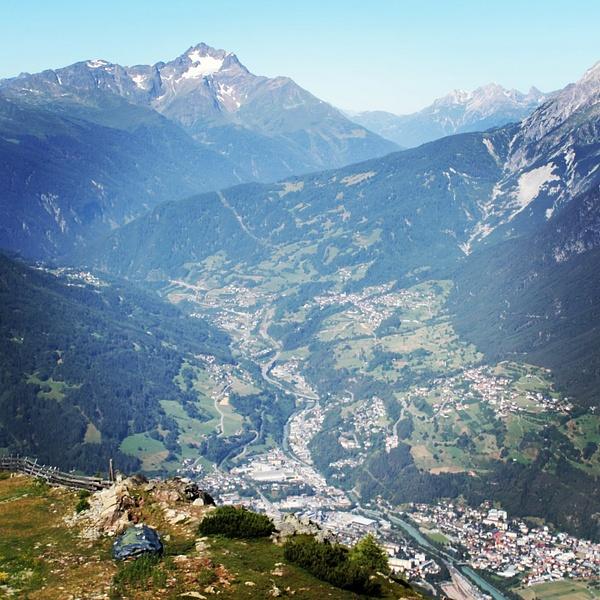 Austria by Nouhailler
