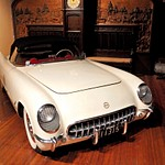 Larz Auto Museum Winter 2014