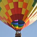 Photojournalism at Quechee Hot Air Balloon Festival 2016