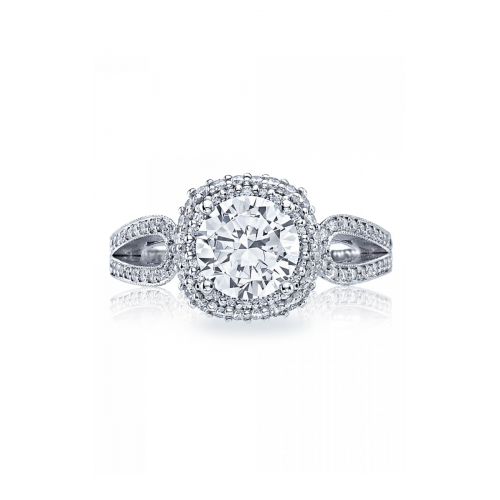 Tacori Engagement Rings Blooming Beauties HT2518CU75 by JasonSmith