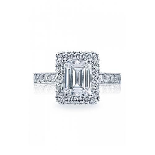Tacori Engagement Rings Blooming Beauties HT2520EC85X65