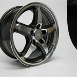 12MY Camry 16x7 Alloy Wheel