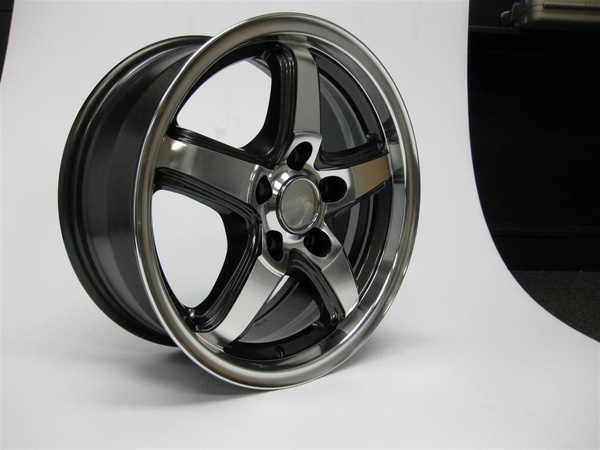 12MY Camry 16x7 Alloy Wheel by Roger Caramanoff by Roger Caramanoff