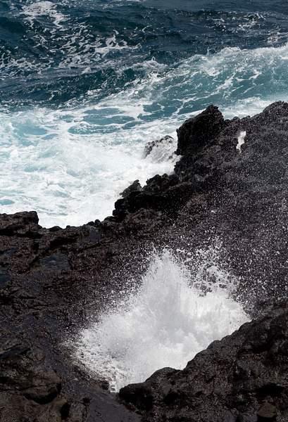 Halona Blowhole, Oahu, Hawaii