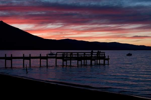 Sunset at Lake Tahoe 222