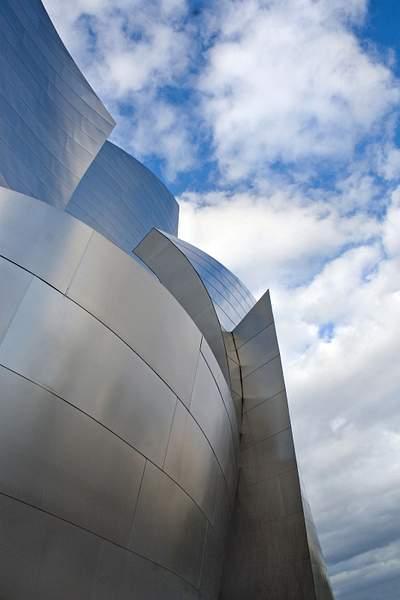 Disney Center & Clouds II, ©2010, Tom Debley 222