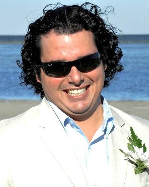 Alberto Pre Ceremony