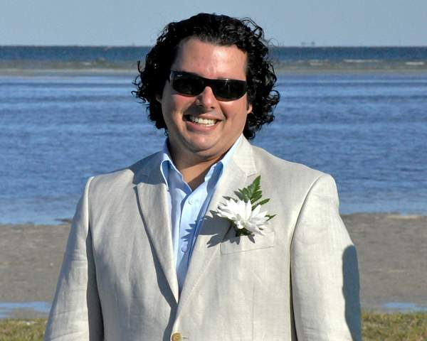 Alberto Pre Ceremony 2
