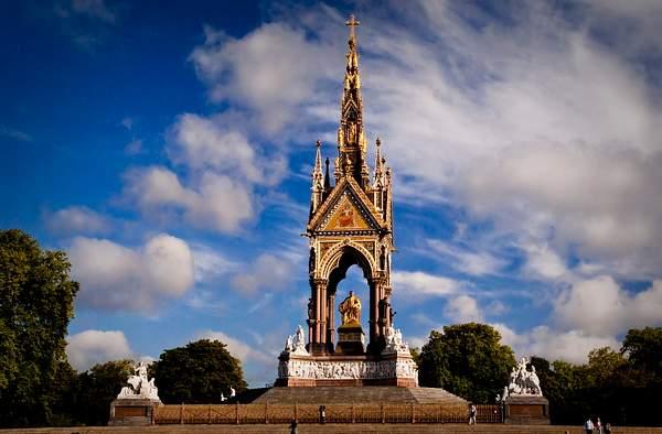 Albert Memorial, London 222