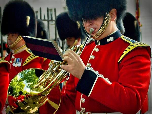 Buckingham Palace Band 222