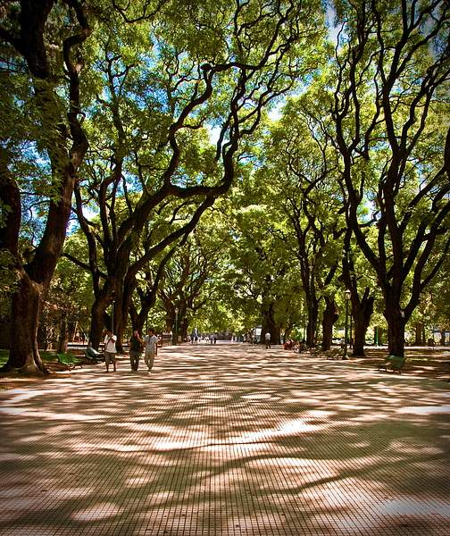 San Martin Square, Buenos Aires, Argentina 222