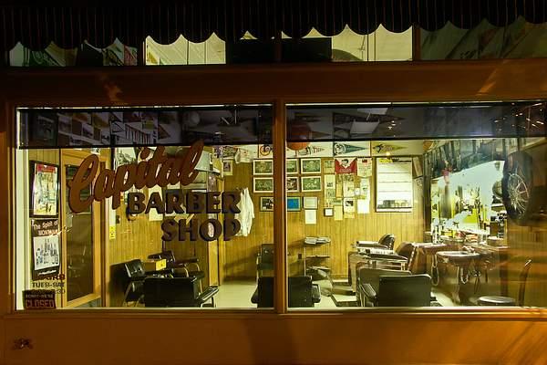 Barber Shop Nocturne 222