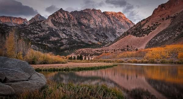 North Lake at Sunrise