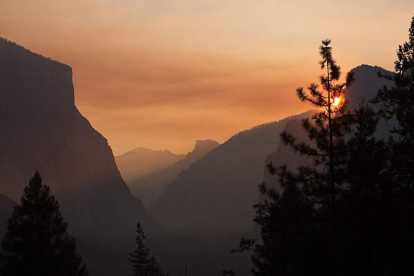 Yosemite Sunrise 222