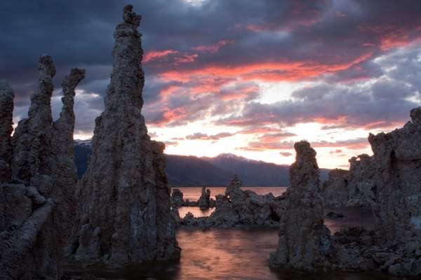 Tufa Sunset 222