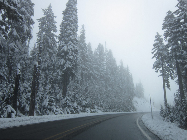 Oregon 2013 Day 4 Mt. Hood by KatyWolfe