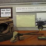 Oregon Day 8 - Wells Fargo Museum