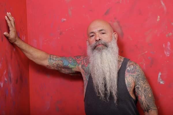 Bearded Man, San Francisco 222