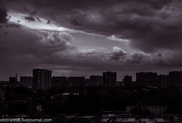 Закат by Vestrannik680