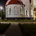 Сургут. Церковь Георгия Победоносца