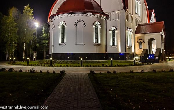 Сургут. Церковь Георгия Победоносца by Vestrannik680