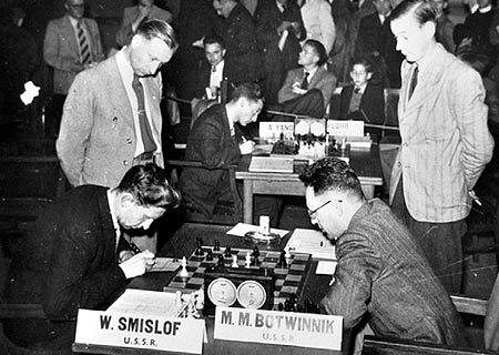 Smyslov-Botvinnik-1957 222