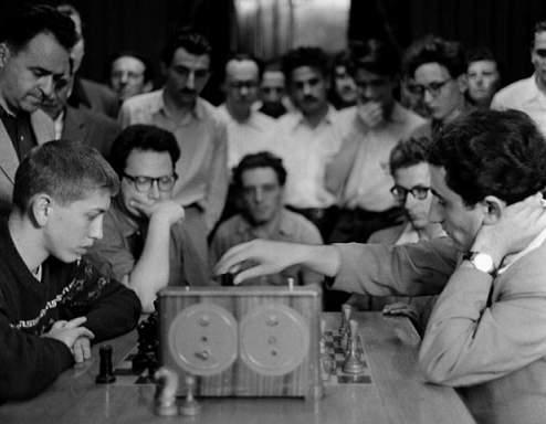 Fischer-Petrosian-1958