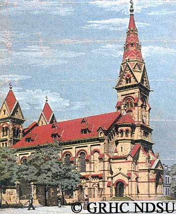 St. Paul's Evangelical Lutheran Church, Odessa 222