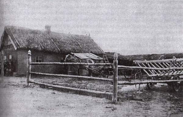 Немецкий двор в Акмолинском уезде