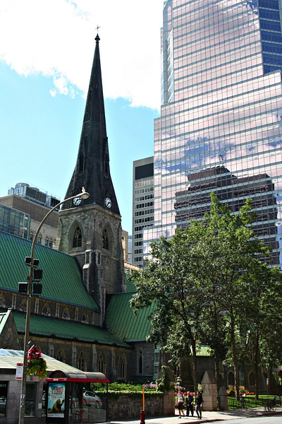 Montreal CathedraleChristChurch 046 by StefsPictures