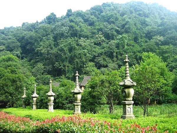 Hangzhou_LongjingTemple_054 by StefsPictures