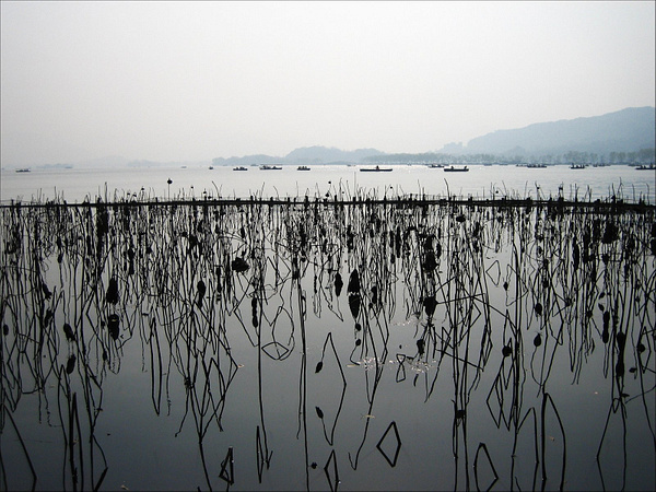 Hangzhou_Westlake_Winter by StefsPictures