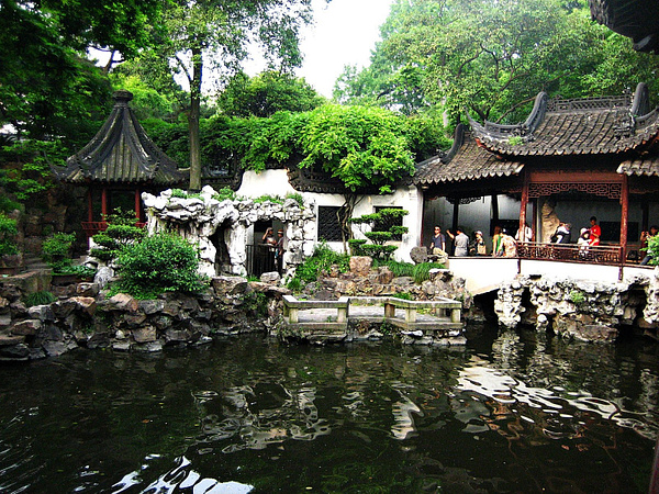 Shanghai YuYuanGarden 071 by StefsPictures