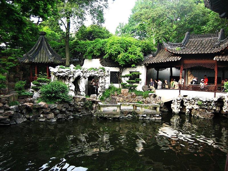 Shanghai YuYuanGarden 071