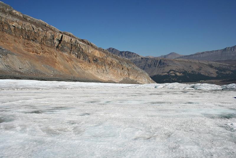 RM 345 Athabasca Gletscher