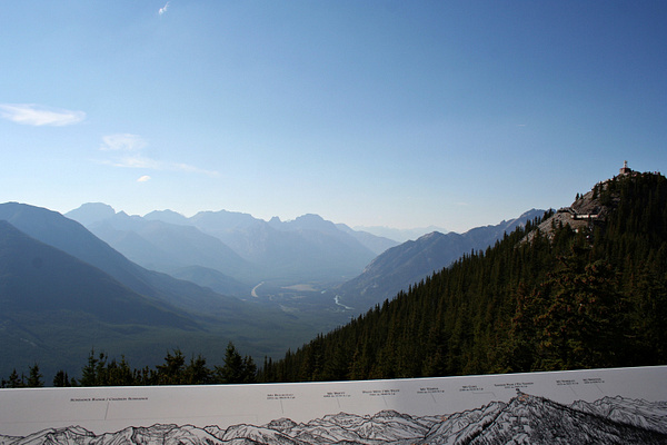 RM 480 Sulphur Mountain by StefsPictures