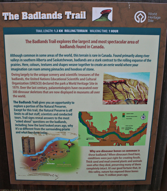 Dinoland 006 Badlands Trail