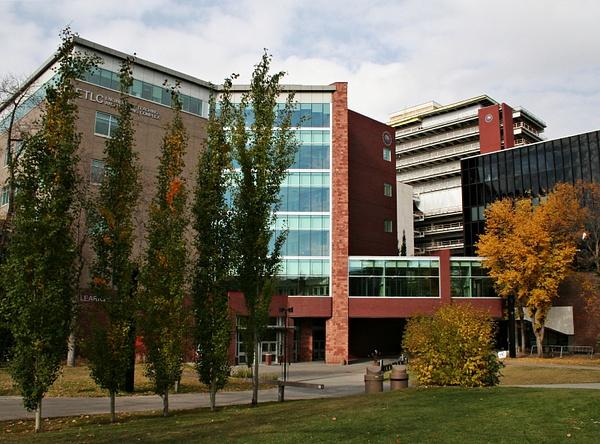 Edmonton UofA campus 09 ECE my department 049 by StefsPictures