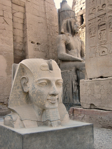 062 Luxor Temple by StefsPictures