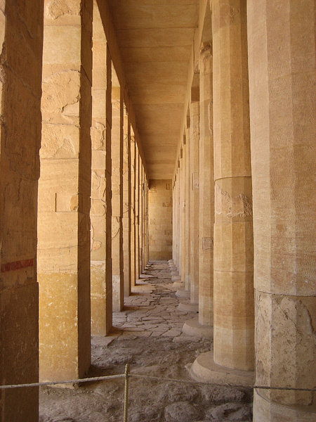 108  Temple of Hatshepsut by StefsPictures