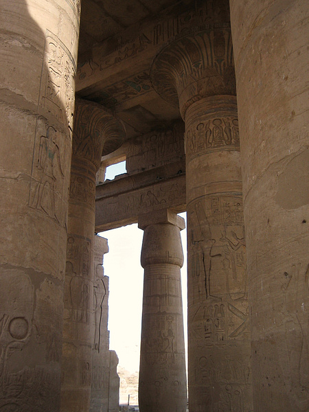 160 Temple of Merenptah by StefsPictures