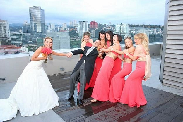 Jardines para bodas   queretaro