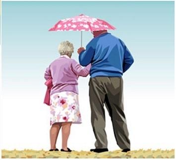 senior living communities by DavidJohnson
