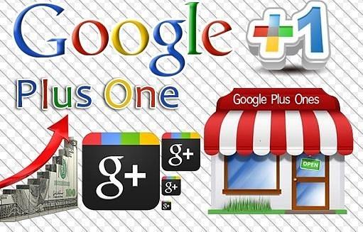 buy google plus ones by MiniUser032