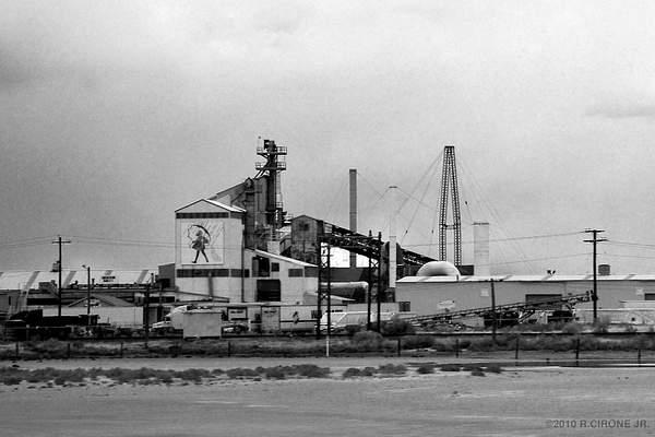 Morton Salt Plant 222