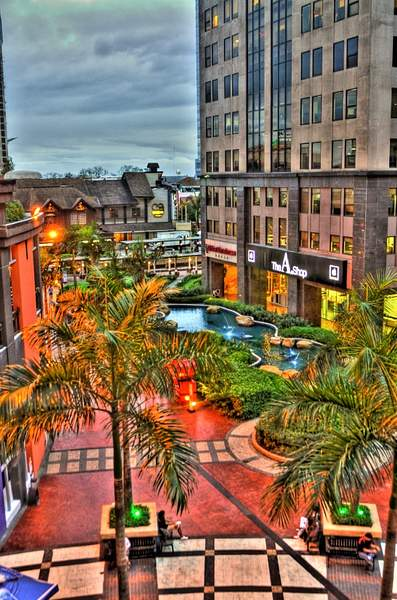 eastwood city