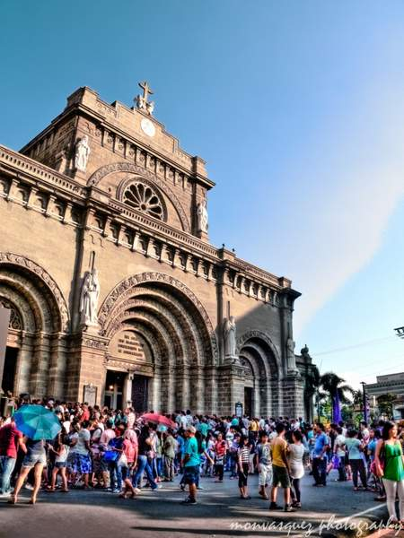 Manila Cathedral 2