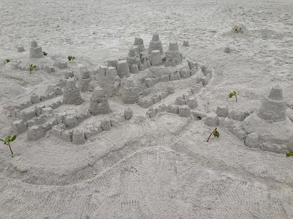 Sandcastle-1 by RicThompson