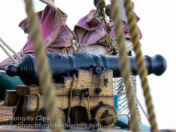 E cannon_ by Carra Riley